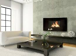 Electric Fireplace Wall by Best 20 Modern Electric Fireplace Ideas On Pinterest