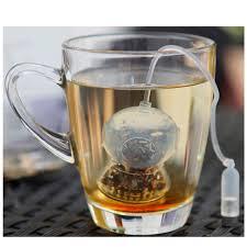 k che hellblau tief kaffee teekugeln makers taucher leaf sieb tasche becher