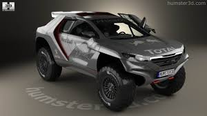 peugeot tepee interior 360 view of peugeot 2008 dkr with hq interior 2014 3d model