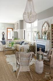 Winter Home Decorating Ideas by Spring Decorating Ideas Spring Home Tour