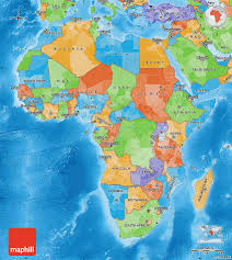 Africa Map Games by Political Map Of Africa