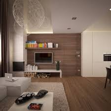 white wall paint decoration with wooden laminate flooring also