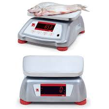 Ohaus Bench Scale Ohaus Valor 2000 Ip68 Waterproof Scale V22xw Sinclair U0026 Campbell