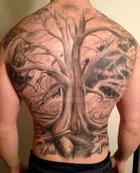 back tree by phil garcia tattoomagz