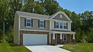 Biltmore Floor Plan Biltmore Haddington Kernersville North Carolina D R Horton