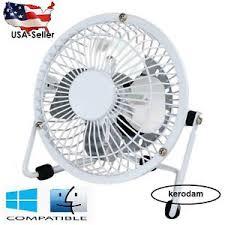 Quiet Desk Fans by Portable Usb Mini Fan 5 U0026 039 U0026 039 Desk Fan Labtop Pc Mac Ultra