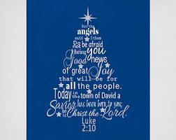tree printable scripture with luke 2 bible verse
