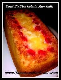sweet t u0027s pina colada jamaican rum pineapple fruit cake jamaican