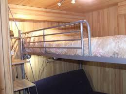 mezzanine dans une chambre lit mezzanine 140 chambre rdc bz 140 dessous photo de