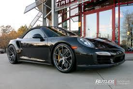 custom porsche 911 turbo porsche 991 911 turbo s with 21in hre p101 wheels exclusively