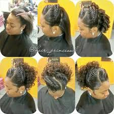 braided pin up hairstyle for black women gallery black braid pin up styles black hairstle picture