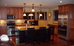 kitchen fascinating how to make a kitchen island with breakfast