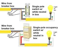 leviton motion sensor light switch settings and how to wire