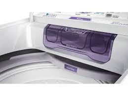 lavadora de roupas electrolux lac09 8 5kg lava tênis e edredom