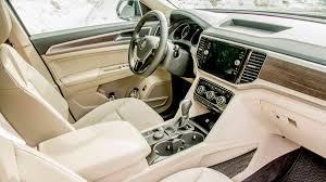atlas volkswagen interior gallery 2018 volkwagen atlas interior autoweek