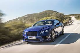 bentley 2017 bentley continental supersports first drive review