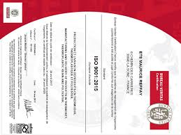 bureau veritas valence renewal of the certification iso 9001 v 2015 reffay