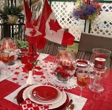 Party Table Decorating Ideas 50 Canada Day Table Decorations Centerpieces And Summer Party