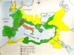 Roman Map Roman Empire Expansion Maps 2012 2013 Mrcaseyhistory