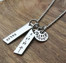 communion gift ideas for boys dog tag with cross communion gift communion dog