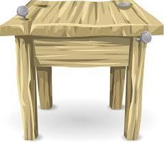 bureau rustique table bureau bois images vectorielles gratuites sur pixabay