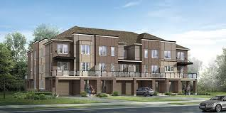 Towns For Sale Heron Park Towns Lawrence U0026 Manse Scarborough Floor Plans