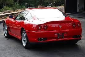 550 maranello for sale 1999 550 maranello for sale the motoring enthusiast