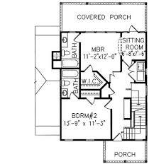 Beach Cabin Plans 167 Best House Plans Oceanside Images On Pinterest Floor Plans
