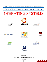 operating systems exam guide scheduling computing computer