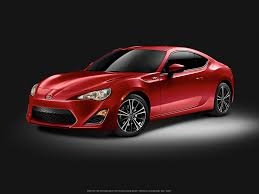 official release scion fr s copue na version of toyota 86