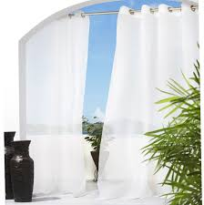 Sunbrella Outdoor Curtains 120 by 120 Curtains Crushed Voile Sheer Curtains Beyond Belief On Home