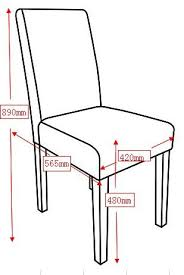 Standard Size For  Seater Dining Table Bedroom And Living Room - Dining room chair height
