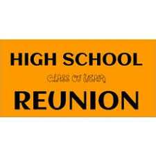 high school reunion banners high school reunion signs dashsigns