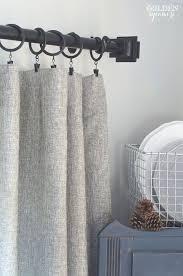 White Black Curtains Best 25 Black Curtains Ideas On Pinterest Black Curtains