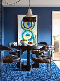 peacock blue room home design ideas