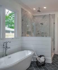 Master Bath Shower Best 25 Shiplap Master Bathroom Ideas On Pinterest Shiplap