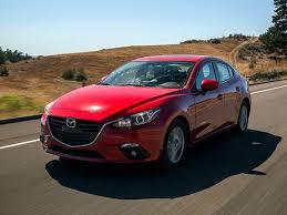 Car Interior Noise Comparison Compact Car Comparison 2015 Mazda3 Kelley Blue Book