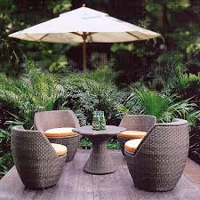 Rattan Patio Furniture Sets Shop Vase Stacking Rattan Patio Furniture Set For Only 2100