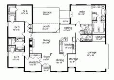 Five Bedroom House Download 2 Story 5 Bedroom House Plans Adhome