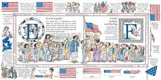 How To Fold Us Flag America A Patriotic Primer Lynne Cheney Robin Preiss Glasser