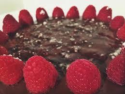 chocolate raspberry dessert chocolate raspberry zebra cake recipe