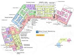 Us Senate Floor Plan Mid Coast Hospital Floor Plans Level 1 Achitecture Pinterest