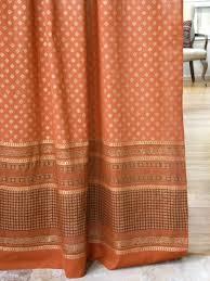 Burnt Orange Curtains Burnt Orange Sheer Curtains Scalisi Architects