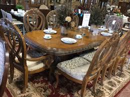 michael amini rococo dining table 44