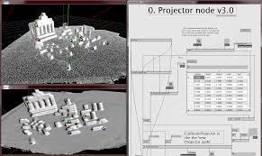 3 D Video Vvvv Tutorials Mapping 3d Vvvv