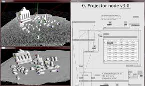 Geometry Map Project Vvvv Tutorials Mapping 3d Vvvv
