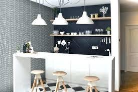 papier peint cuisine moderne tapisserie pour cuisine pour changer papier peint pour cuisine blanc
