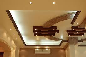 31 Gorgeous Gypsum False Ceiling Designs That You Can Construct Into Your Home Decor 27