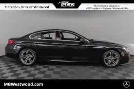 used bmw 650i coupe used bmw 6 series gran coupe for sale in pawtucket ri edmunds