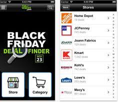 home depot black friday ap fatwallet u0027s black friday deal finder app brings the best deals to